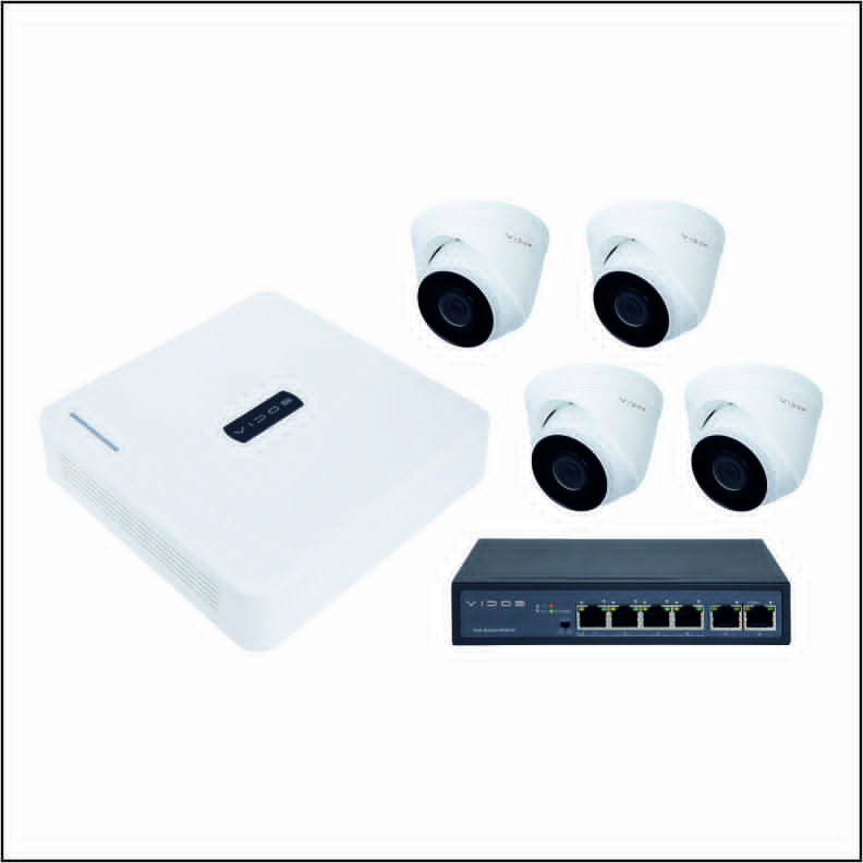 ZESTAWY TELEWIZJI CCTV